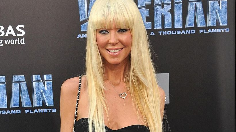 Tara Reid enjoying 'older' roles
