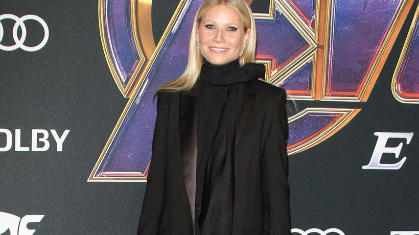 Gwyneth Paltrow jokes she's the 'grandma' of MCU