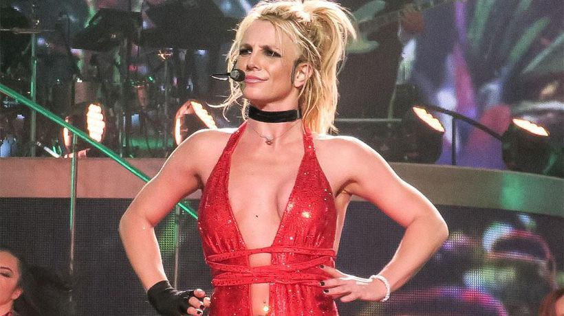 Britney Spears ready to go home