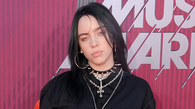 Billie Eilish learning to look after her mental health