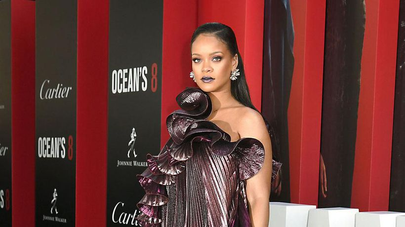 Rihanna wants new collection to make women feel 'confident'