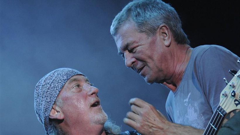 Legendary rockers Deep Purple reveal how their accountant ripped them off for millions.