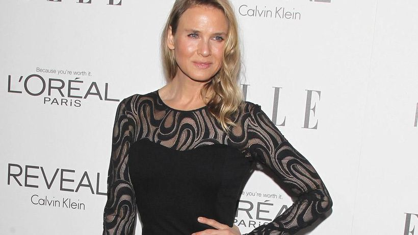 Renee Zellweger says boredom inspired acting break