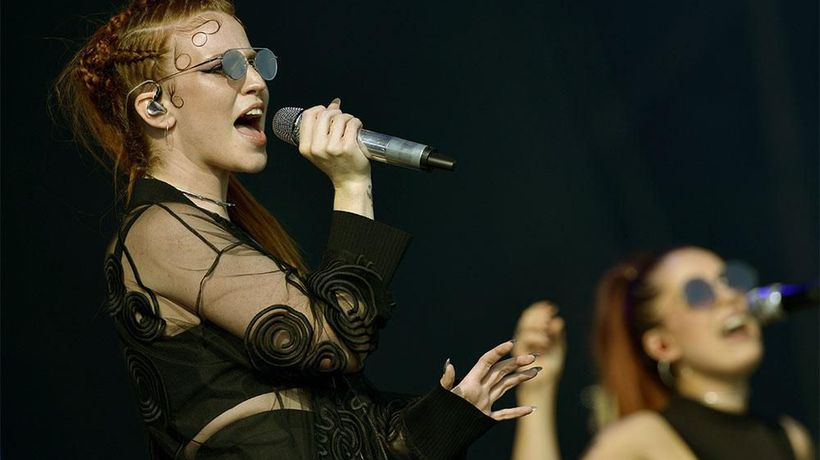 Jess Glynne cancelled Isle of Wight festival due to 'anxiety'
