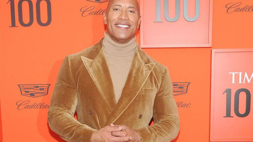 Dwayne Johnson delivers inspiring speech at MTV Movie and TV Awards