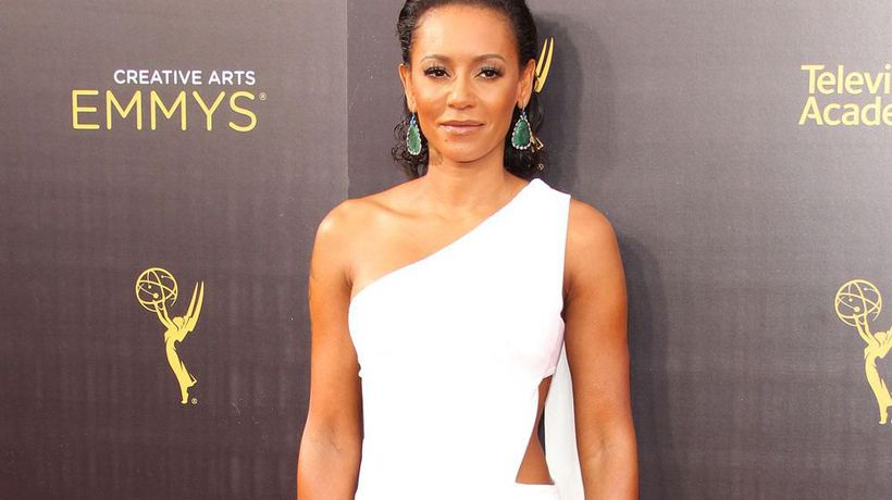 Mel B 'disappointed' by Victoria Beckham snub
