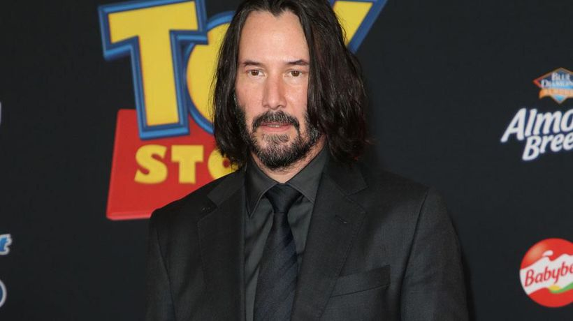 Keanu Reeves wants to sing in Cyberpunk 2077
