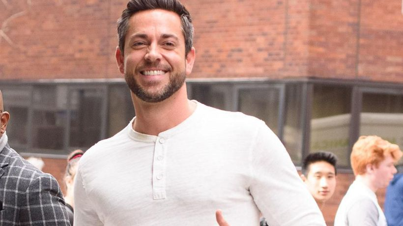 Zachary Levi looking for love