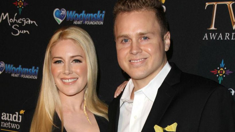 Spencer Pratt has 'no issue' with Stephanie