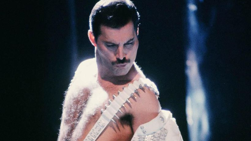 Freddie Mercury's lost track Time Waits For No One released