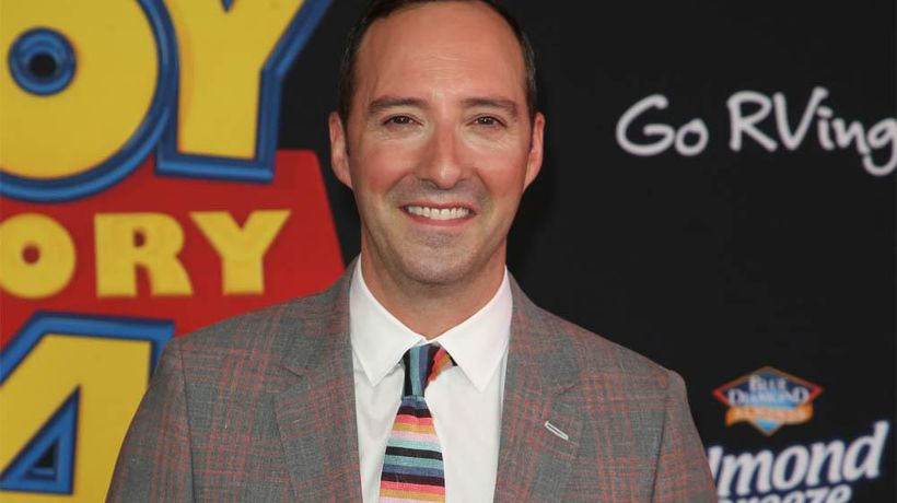 Tony Hale's Toy Story 4 ad libs were too rude for final movie
