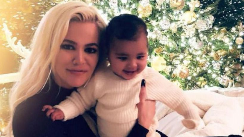 Khloe Kardashian: True is the 'star of my life'