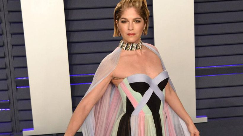 Selma Blair misses motherhood