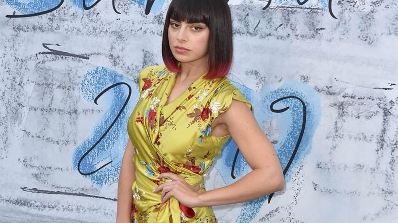 Charli XCX: Exercise keeps me positive