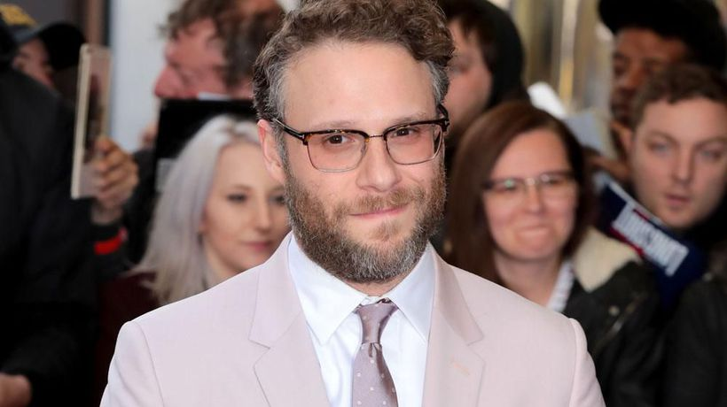 Seth Rogen 'horrified' to be a mentor