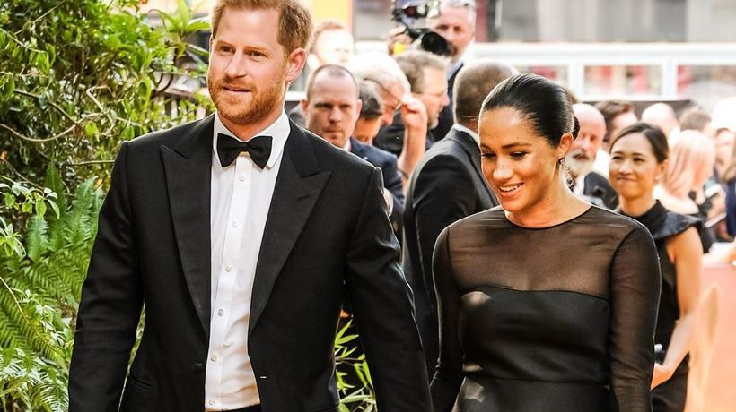 Duke and Duchess of Sussex told to 'lead by example' on climate change