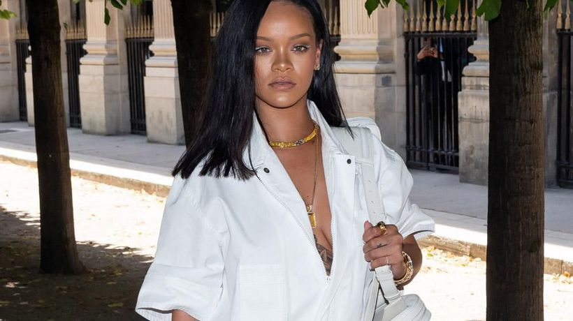 Rihanna bought 'entire archive' of Baby Phat