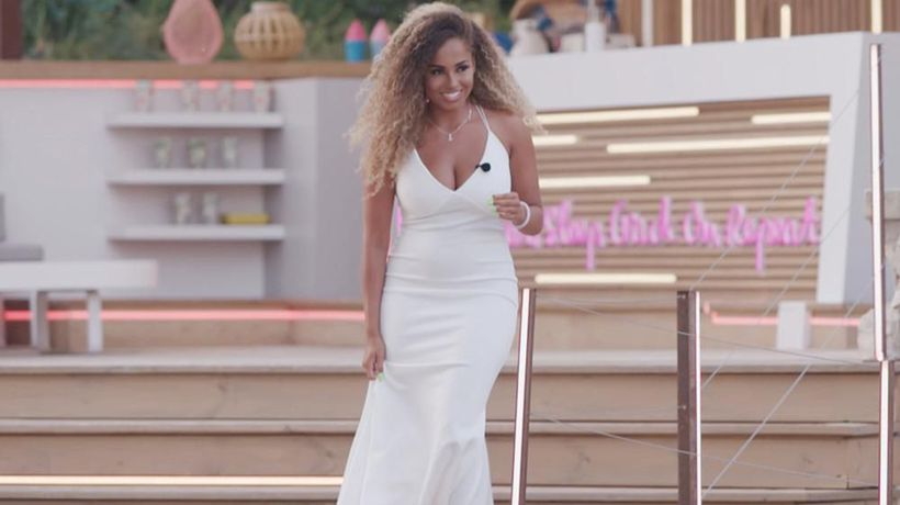 Amber Gill: Amy Hart wished me luck for Loose Women