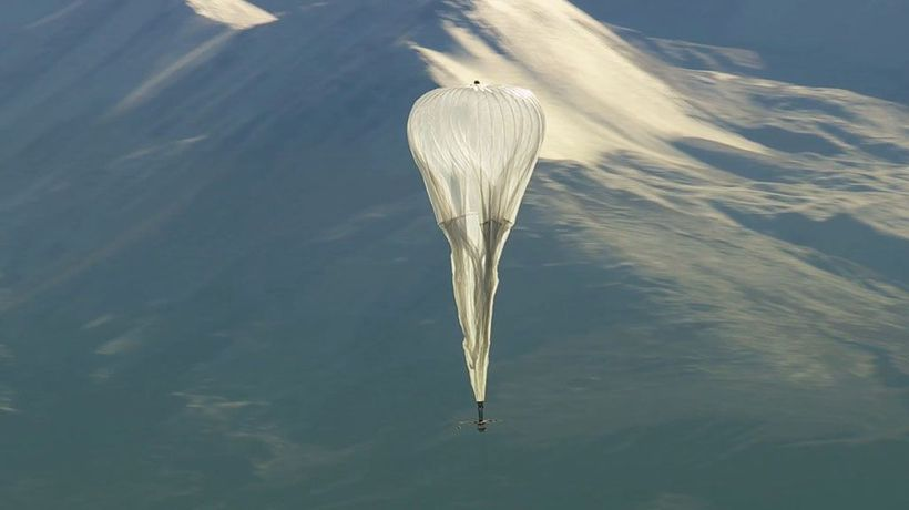 Future Thinking - Silicon Valley - Google's Balloons That Could Bring the Internet to All