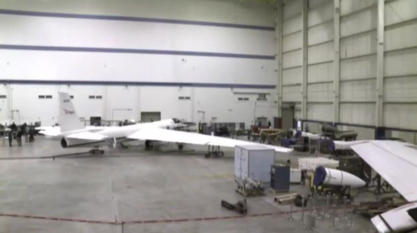 HyperDrive - Inside NASA's Hurricane Drone Lab