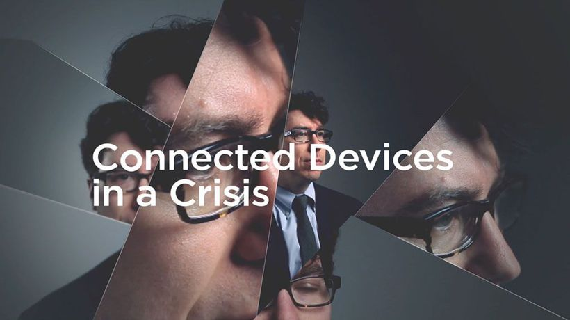 World-Changing Ideas - Phone Powered Mesh Networks to Connect in A Crisis