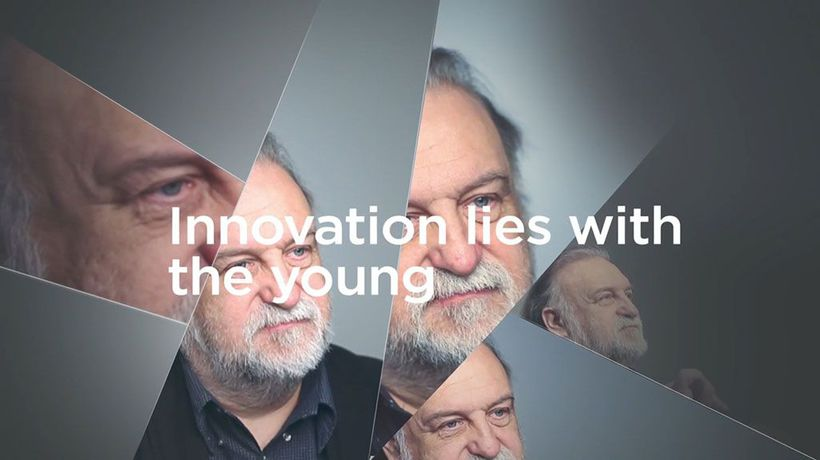 World-Changing Ideas - Why We Need Young Minds to Design Our Future