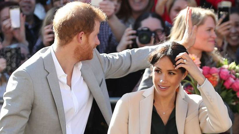 How to catch the eye of a royal