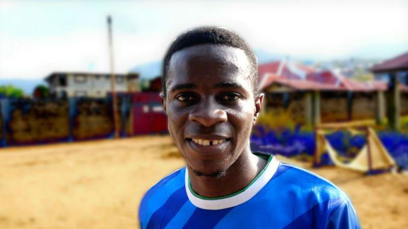 Lessons in hope from an Ebola survivor