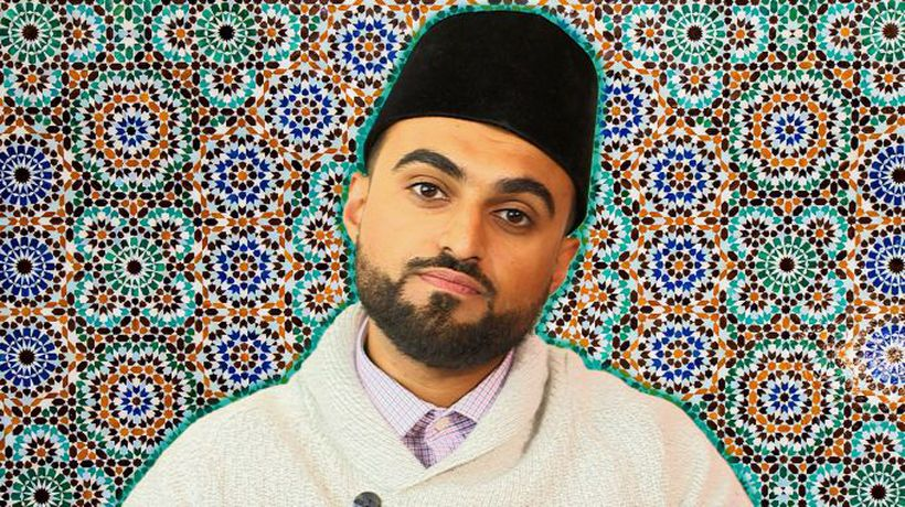 The young imam fighting hate