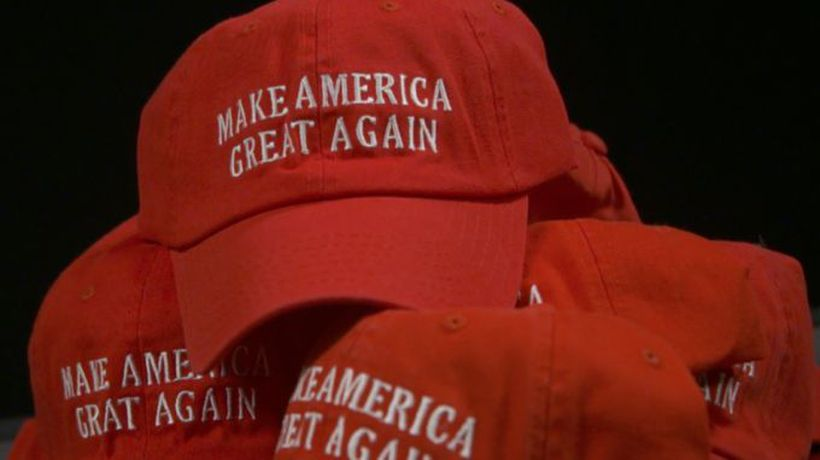 What does this hat mean to Americans?