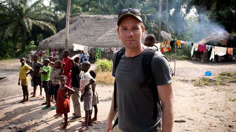 Ewan McGregor - Cold Chain Mission - India and Nepal