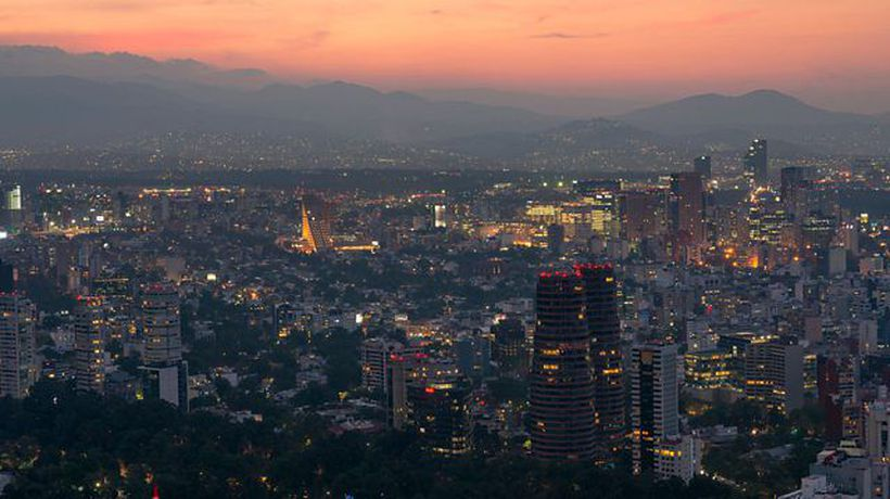 World's Busiest Cities - Mexico