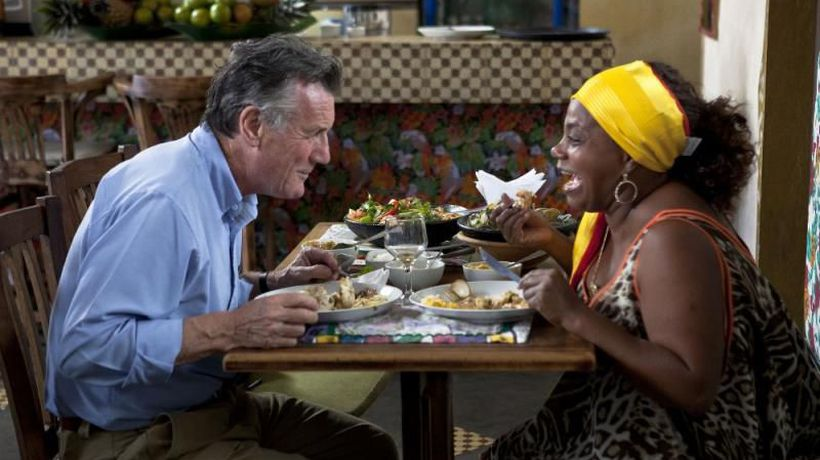 Brazil With Michael Palin - The Deep South