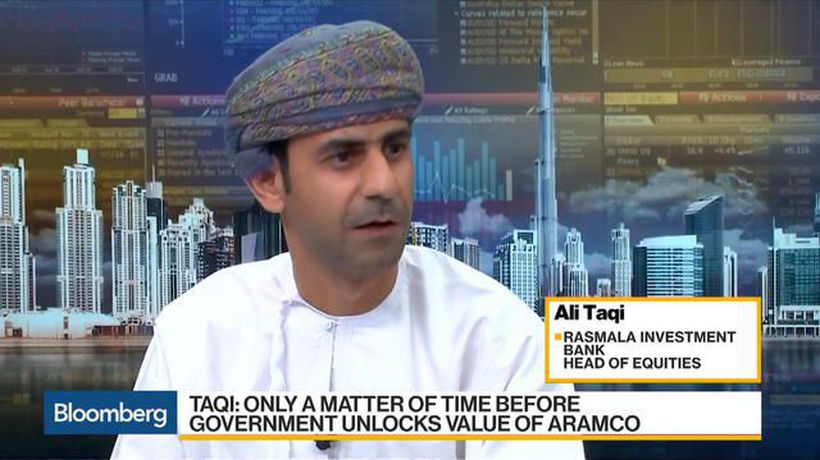 Bloomberg Markets: Middle East - Saudi MCI, FTSE Inclusion a Matter of Time Says Rasmala's Taqi