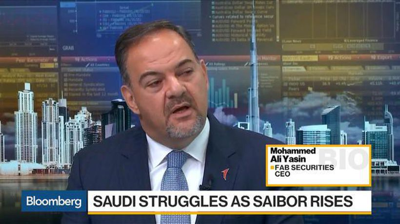 Bloomberg Markets: Middle East - FAB Securities Calls Saudi Flavor of Year After FTSE, MSCI Decisions