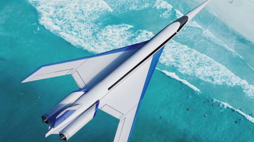 Bloomberg Technology - Spike Aerospace CEO Aims to Have Commercial Supersonic Aircraft by 2023