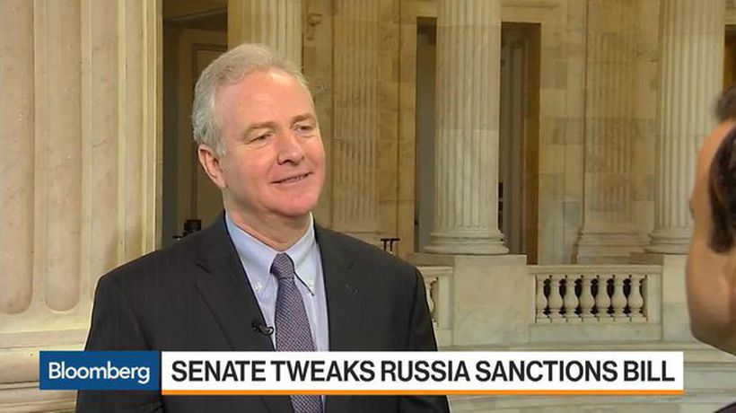 Bloomberg Markets: European Close - Hit Russia Where It Hurts With Sanctions, Sen. Van Hollen Says