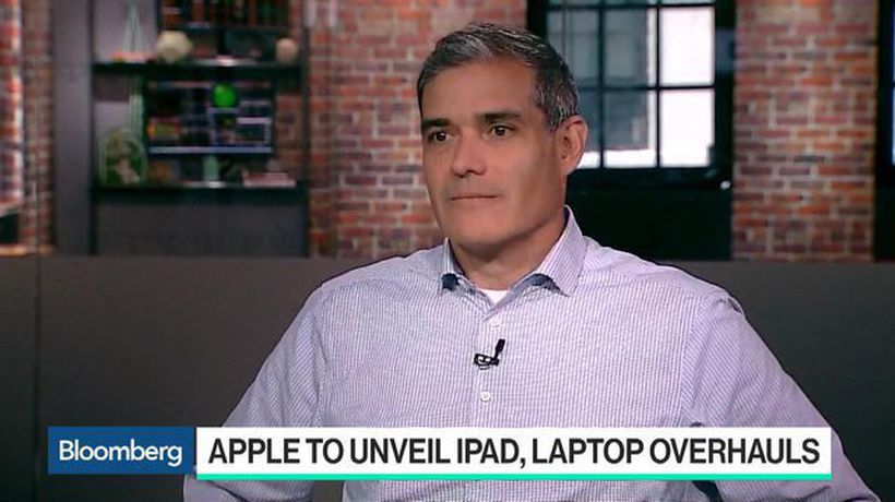 Bloomberg Technology - What to Expect From Apple's iPad, MacBook Overhauls