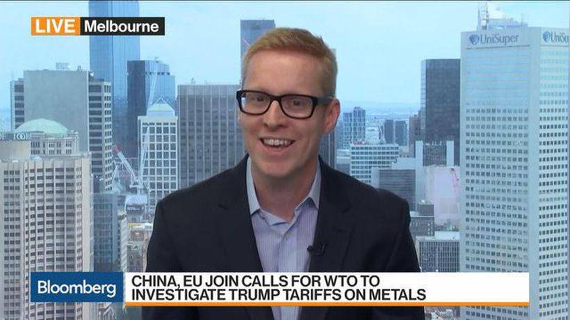 Bloomberg Markets: Asia - China, EU Escalate WTO Challenge to Trump Metals Tariffs