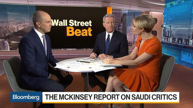 Bloomberg Daybreak: Americas - McKinsey 'Horrified' Saudi's May Have Used Memo to Silence Dissidents