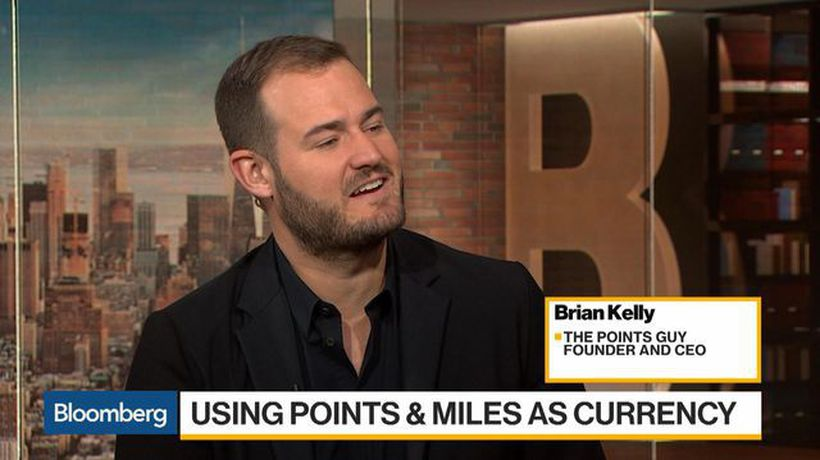 Bloomberg Daybreak: Americas - How Customers Can Find Value in the Currency of Miles and Points