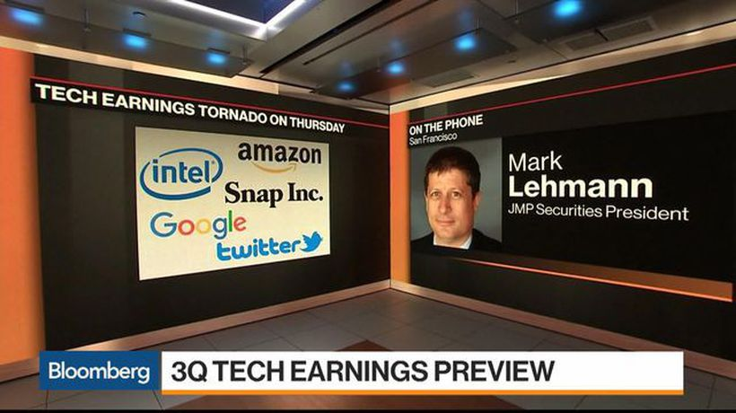 What to Expect From Third-Quarter Tech Results