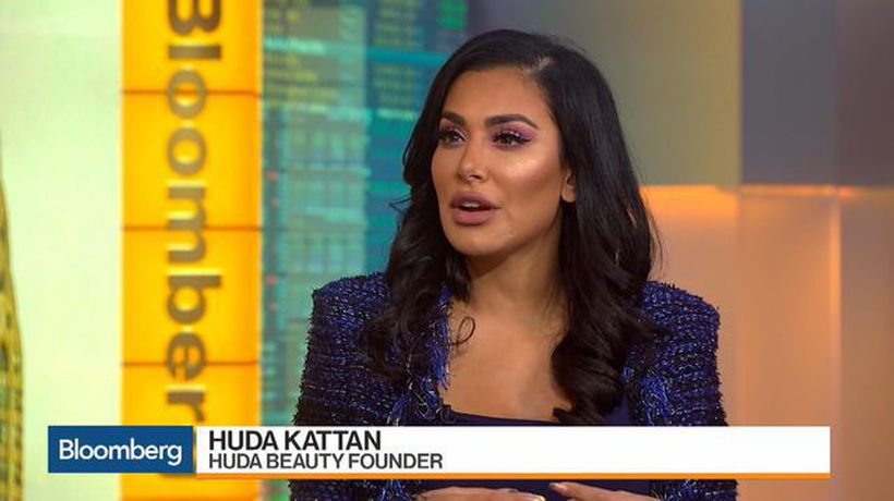 Bloomberg Markets - How Huda Kattan Built a $1 BIllion Beauty Business