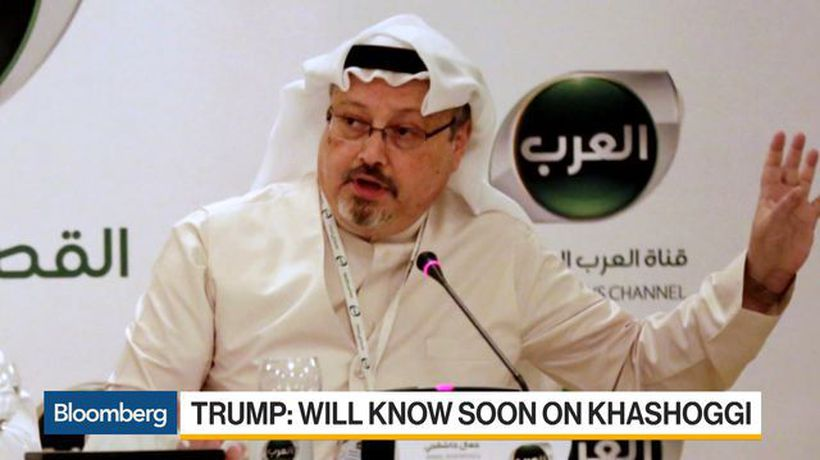 Bloomberg Daybreak: Asia - Trump Realizes Khashoggi Death Isn't Going Away, Says Peterson Institute