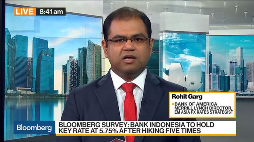 Bloomberg Daybreak: Asia - 'Long' Indonesian Bonds Recommended, BofAML's Garg Says