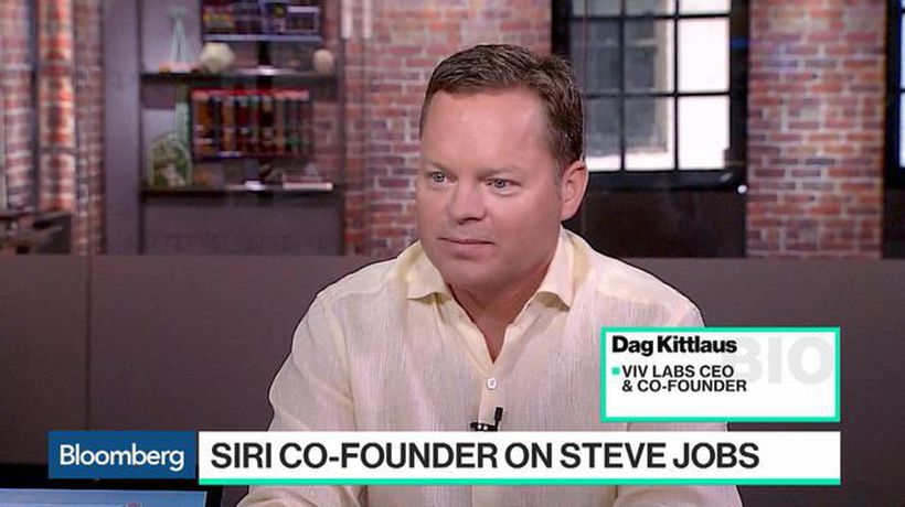 Bloomberg Technology - Siri Co-Founder Says Steve Jobs Was 'Relentless'