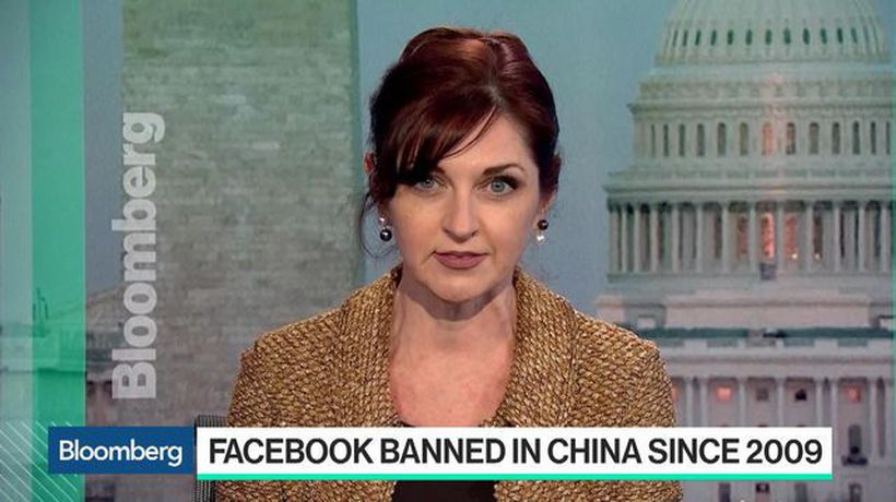 Bloomberg Technology - Facebook Unlikely to Return to China Over Free Expression, Privacy
