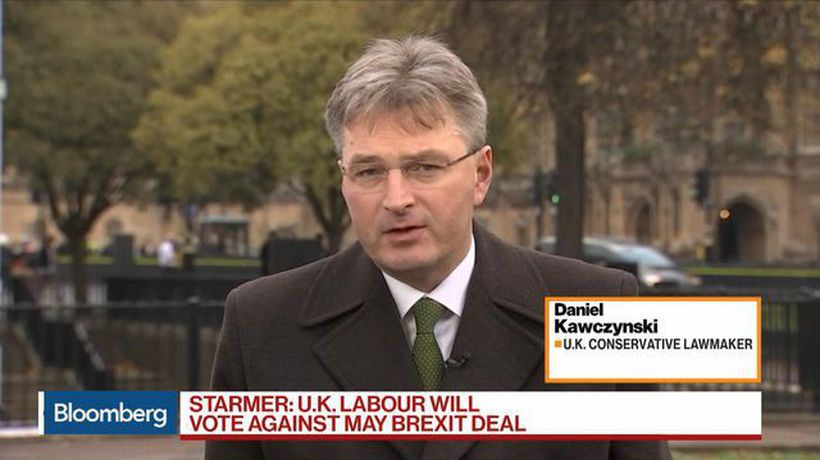 Bloomberg Markets: European Open - We Have Given Away too Much, Says U.K. Conservative Lawmaker Kawczynski