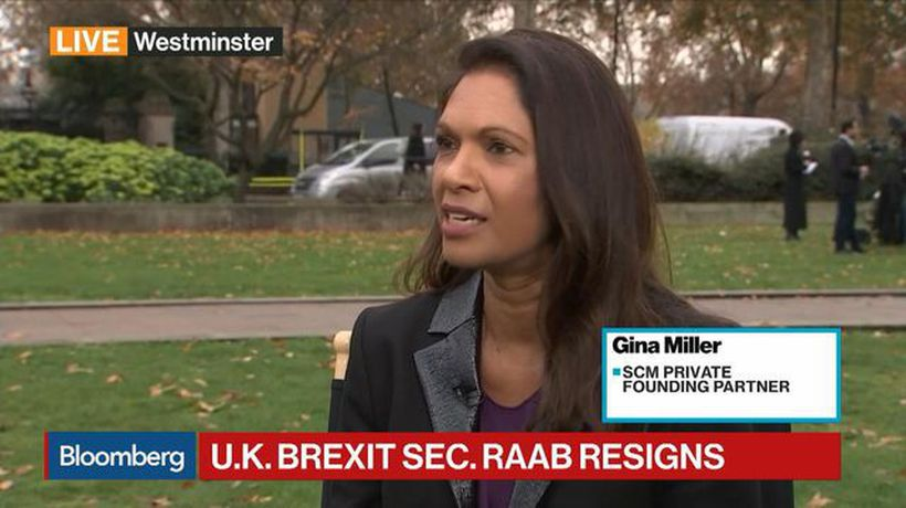 Bloomberg Surveillance - Gina Miller Calls Second Brexit Referendum 'Absolutely Vital'
