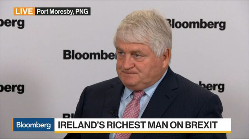 May's Deal Is the Best of a Bad Deal, Says Digicel's Chairman